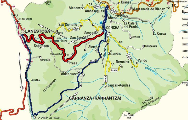 Rallysprint Karrantza-Lanestosa