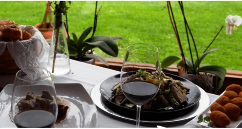Comer en Karrantza - Gailurretan