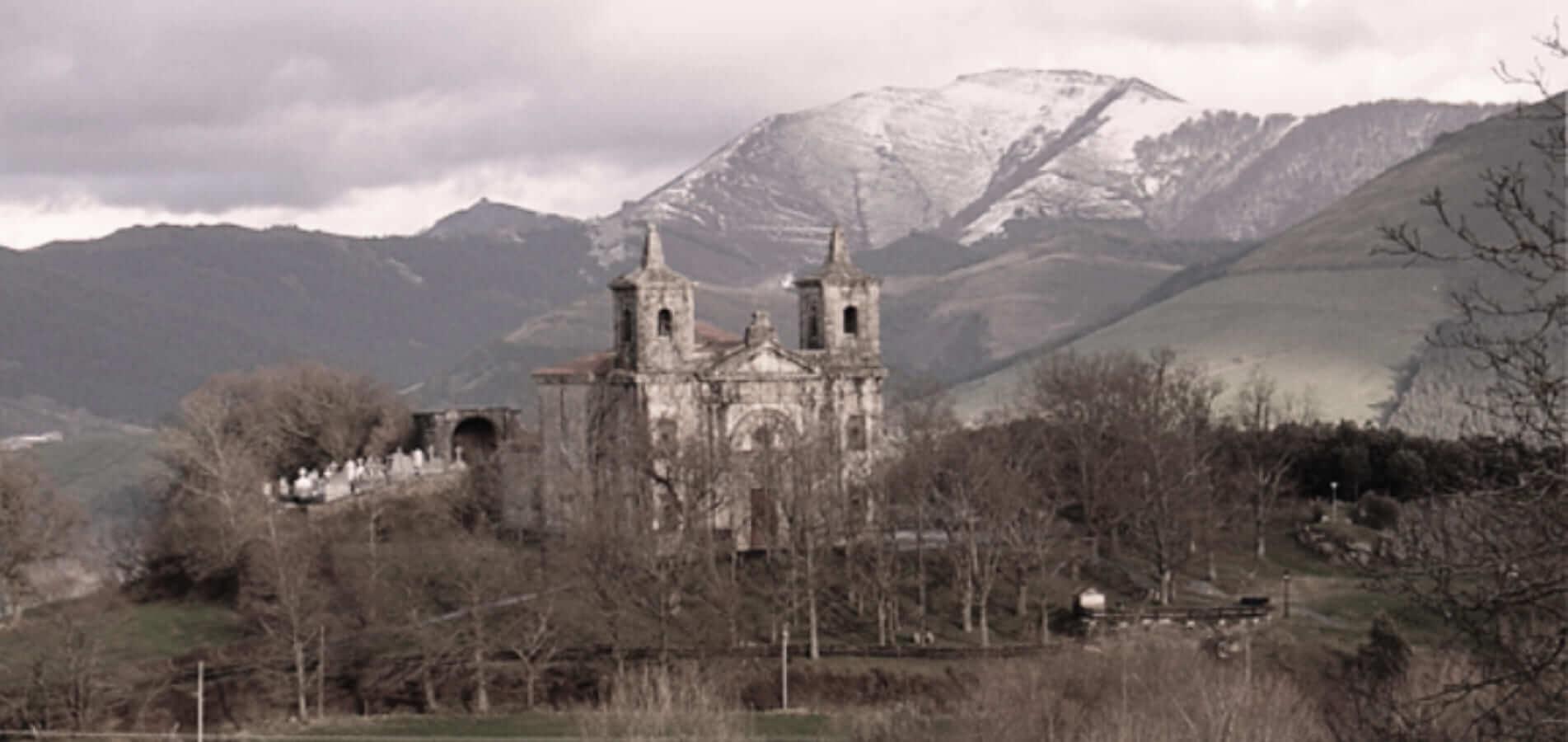 Ruta de las iglesias en el Valle de Karrantza