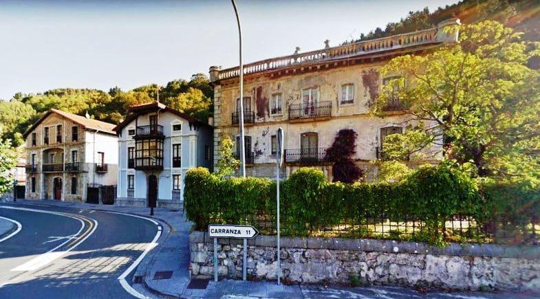 Lanestosa: villa medieval