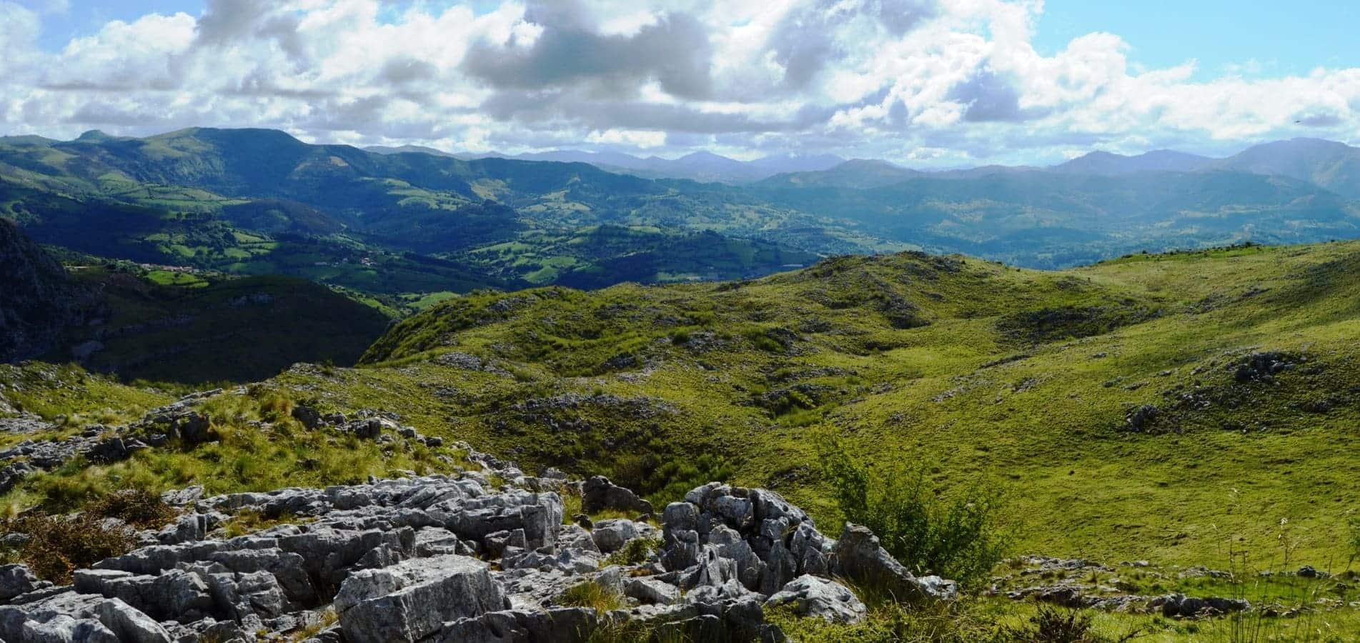 Monumentos megalíticos en el País Vasco