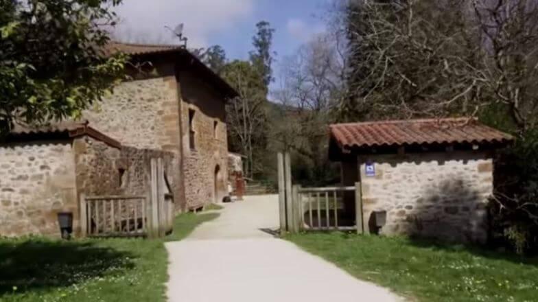 Ferrería Pobal en Muskiz