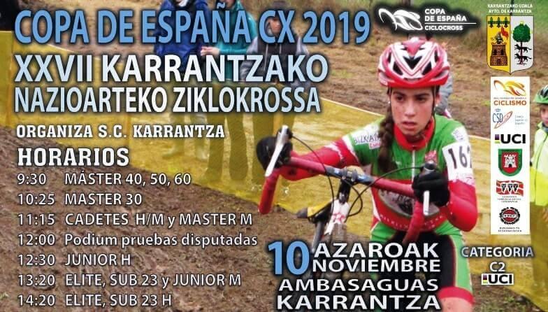 Ciclocross Karrantza 2019