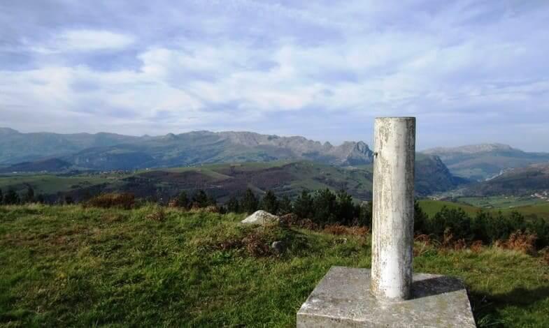 Itinerario megalítico de Haizko